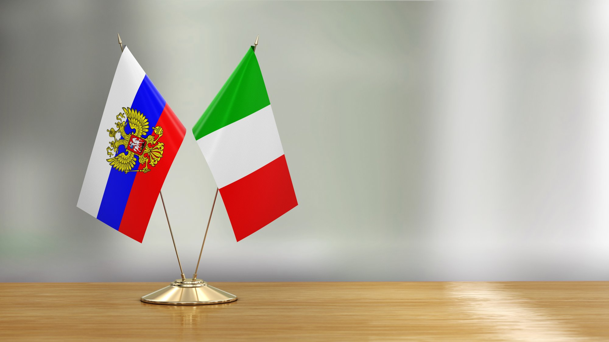 Russia and Italy are intensifying the increase of industrial and technological co-operation