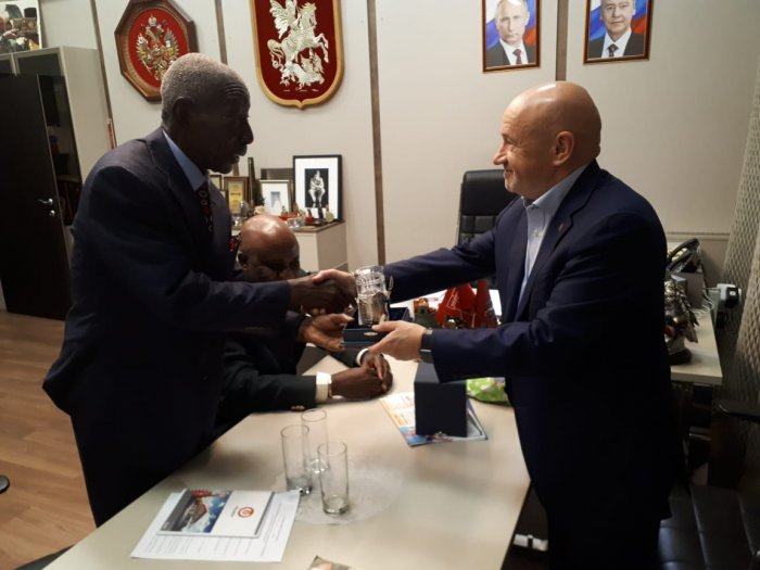 Business relations between Moscow and the Republic of Ivory Coast will be pursued more vigorously