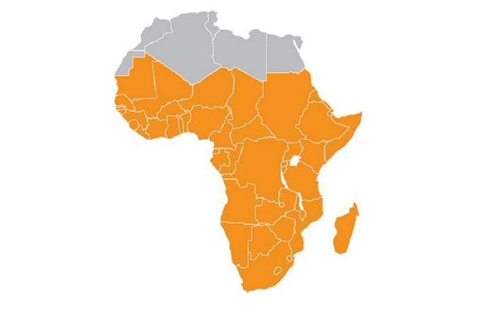 картинки регионы африки